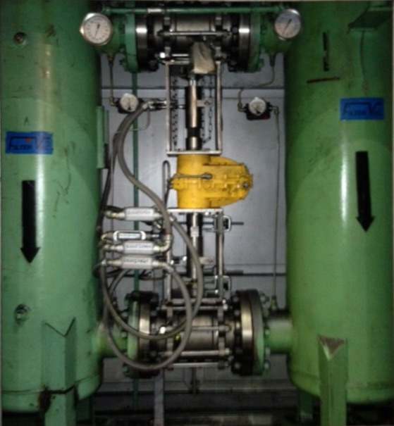 Kinetrol on Powergen Turbine Lube Skid
